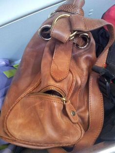 pareidolia (a psychological phenomenon involving a stimulus wherein the mind perceives a familiar pattern of something where none actually exists). Purse.