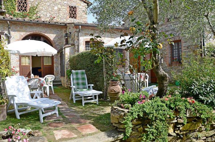 Ferienhaus Francesca 2 Toskana - Urlaub in Montemagno - Camaiore - Lucca - Toskana Italien