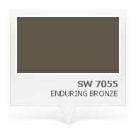 Sw 7055 Enduring Bronze Essencials Sistema Color
