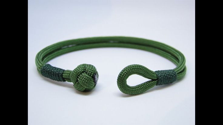 How to Make a Diamond Knot and Loop Closure/Common Whipping Knot Paracord Surviv… – paracord