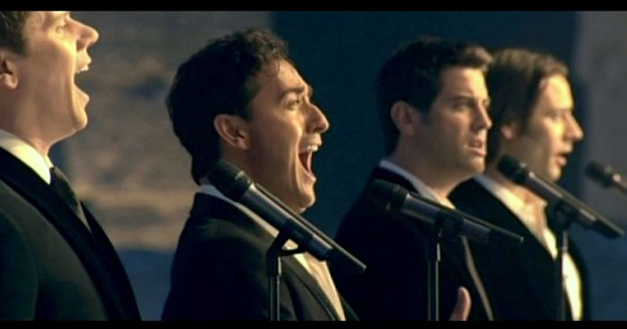 1000 images about faith tap on pinterest beautiful - Il divo amazing grace video ...
