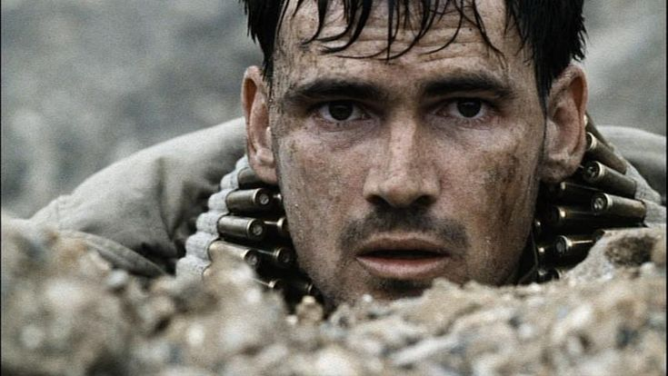 Jeremy Davies in Saving Private Ryan.