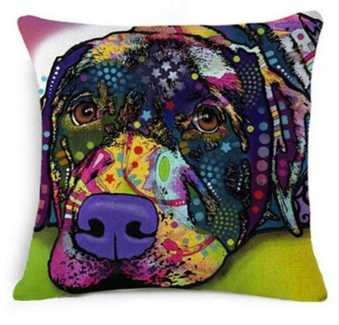 Dog Pillow Cover (25 Styles)