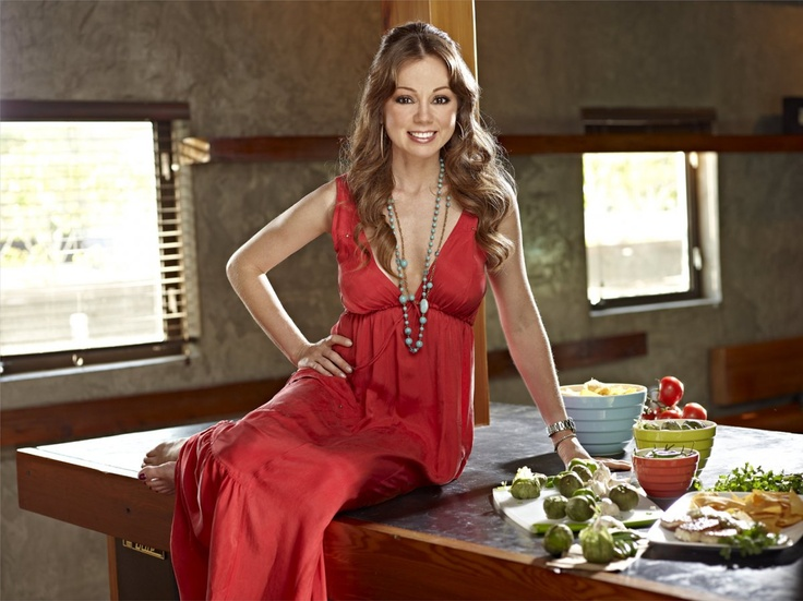 The Kitchen Food Network Marcela Valladolid