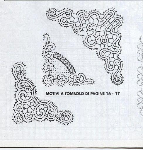 Disegni Cantù da riviste varie (Bolillos) - Lorella Italiana - Picasa Web Album