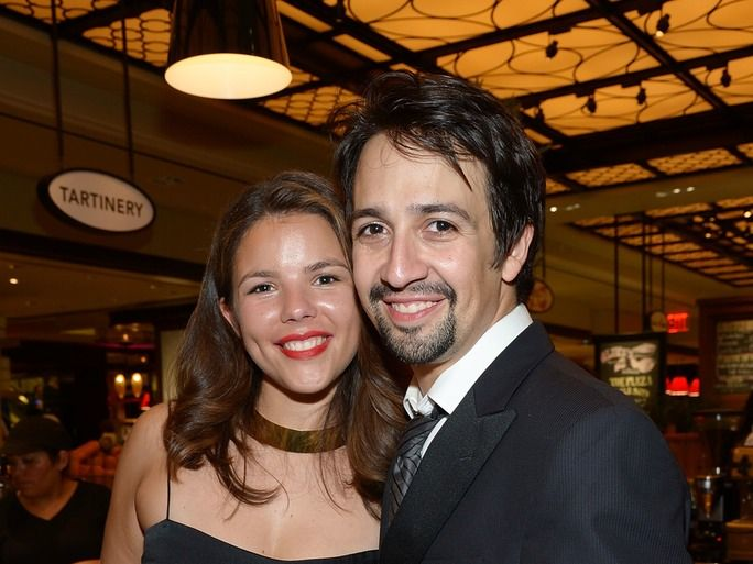 Who Is Lin-Manuel Miranda's Wife? Vanessa Nadal & The 'Hamilton' Star Are Both Forces To Be Reckoned With   Bustle