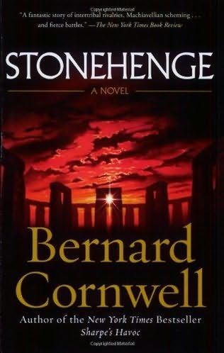 book cover of Stonehenge