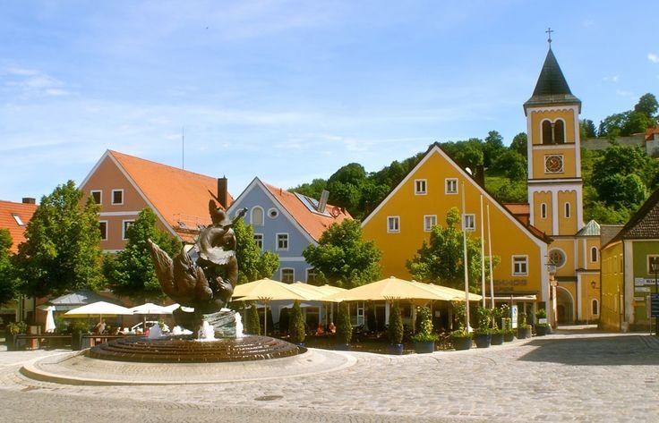Burglengenfeld (Schwandorf) BY DE