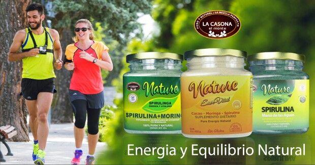 Spirulina + Moringa Spirulina + Cacao Spirulina  La Casona El Monte en Santiago de Chile, Metropolitana de Santiago de Chile