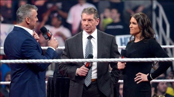 The McMahon Family Invited To ROH Show