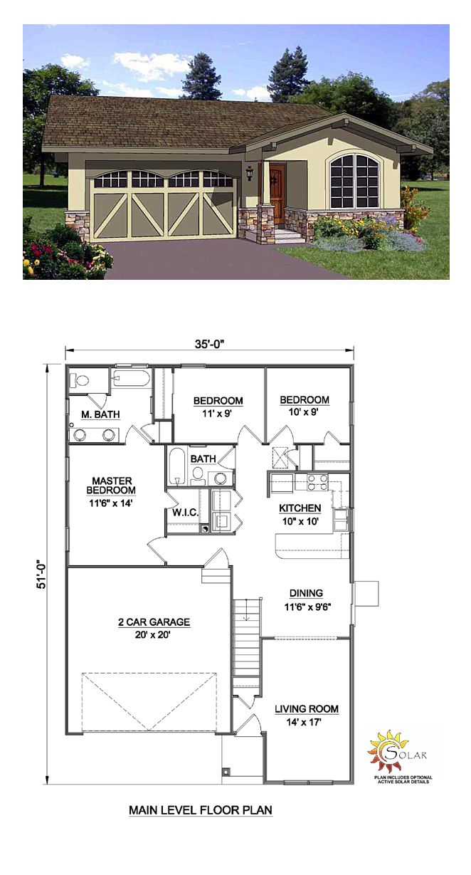51 best southwest house plans images on pinterest living for Southwest home floor plans