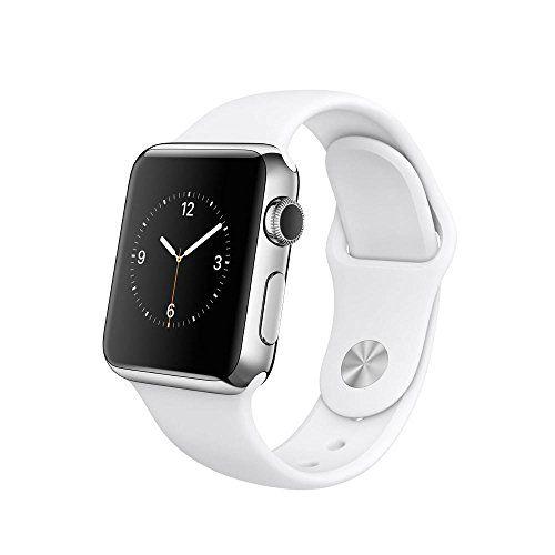 #Sale #Apple Watch Edelstahl Smartwatch   #Groesse  38 #mm Gehaeuse  Armband Sportarmband...  Tagespreisabfrage /Apple Watch Edelstahl Smartwatch , #Groesse :38 #mm Gehaeuse, Armband:Sportarmband, Armbandfarbe:Weiss  Tagespreisabfrage   Verfolge #und teile #deine Aktivitaet. #Die Ringe ,,#Stehen, ,,Bewegen #und ,,Trainieren zeigen #dir, #wie #aktiv #du #jeden #Tag #bist  #und motivieren #dich #zu #etwas #mehr #Bewegung. Sieh #dir #an, #ob #du #zu #viel sitzt. #Achte #darauf,