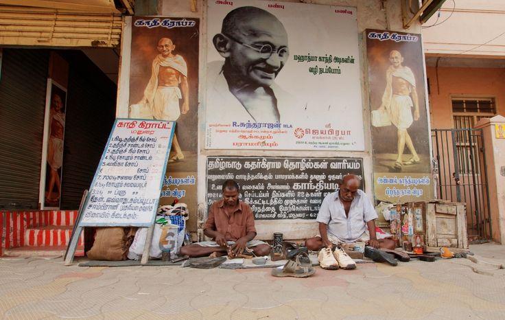 Schoenmakers, Madurai (gemaakt in India)