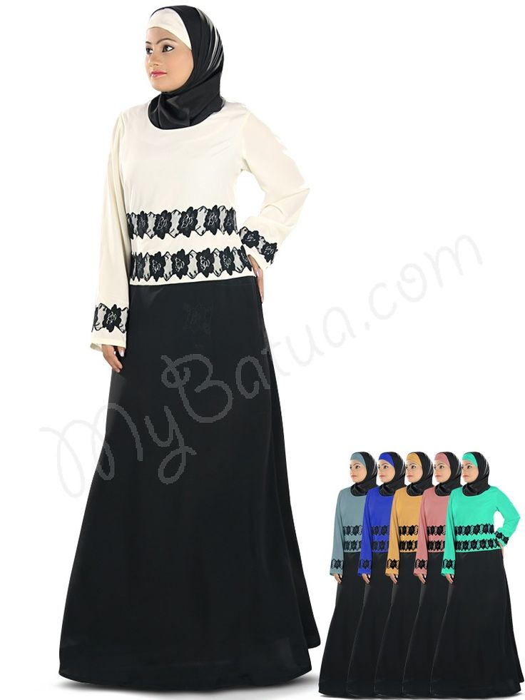Buy+Beautiful+Masumah+Abaya+|+MyBatua+|+http://www.mybatua.com/womens/abaya