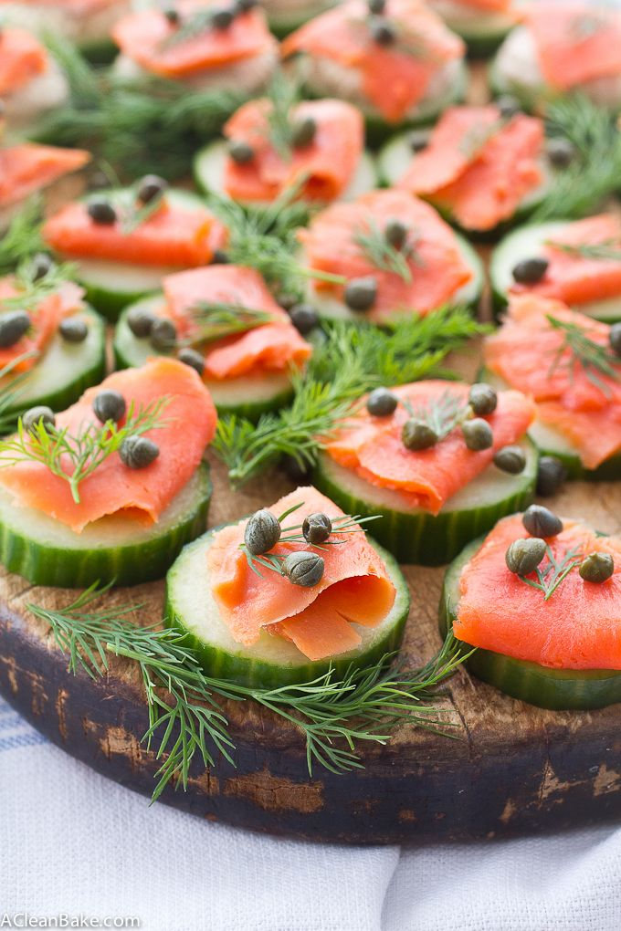 Best 25 smoked salmon appetizer ideas on pinterest for Gluten free canape ideas