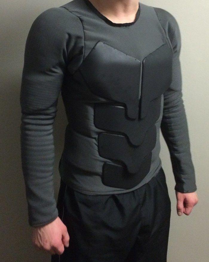 Estudante de design cria traje do Batman que realmente funciona - TecMundo