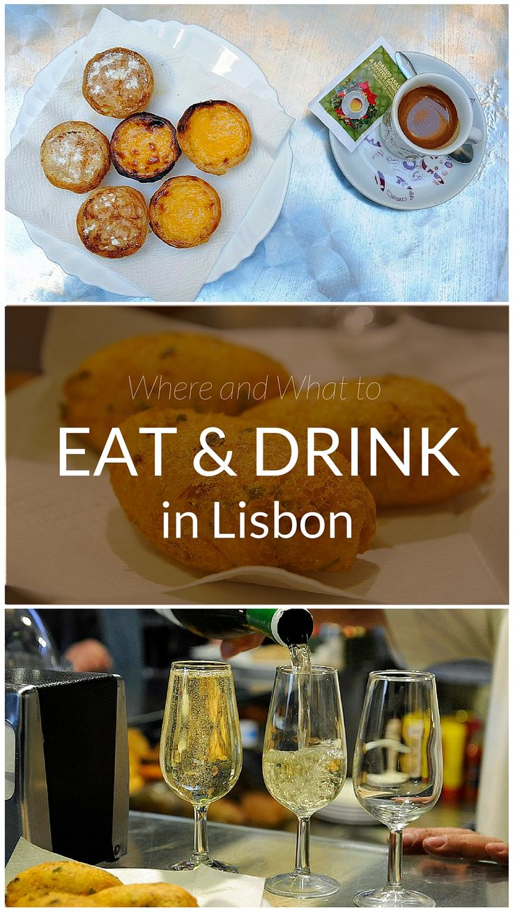 Where and What to Eat and Drink in Lisbon - From the pastries in every pastelaria window to the roasted chestnuts being sold on every other street corner, I discovered a plethora of tasty treats to tempt me during my quest to find the best food and drink in Lisbon.   Here are my favourite finds, some hidden away in unexpected places, some a little more obvious.