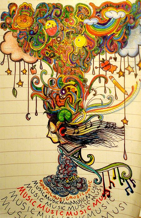 Árvore / Pensamentos / Música
