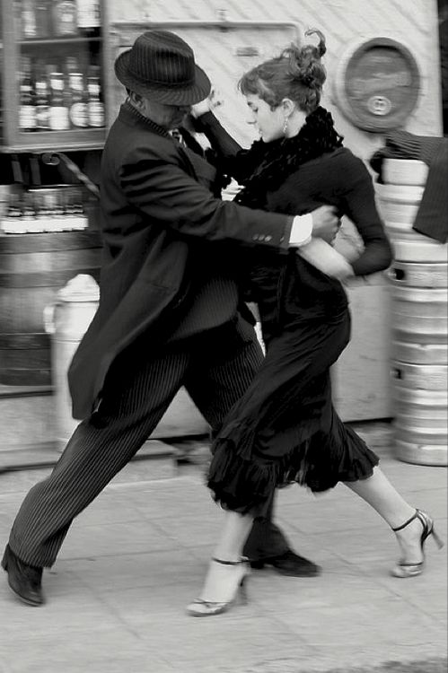 Buenos Aires 2008, tango, by adriana