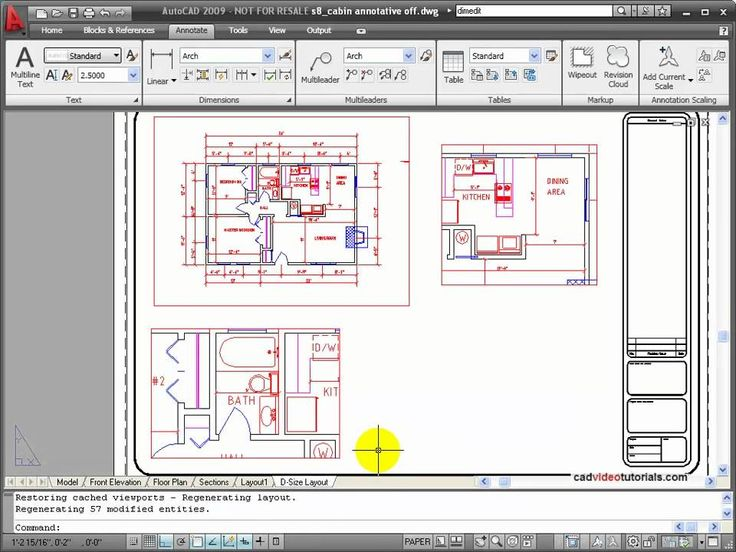how to draw closet in plan
