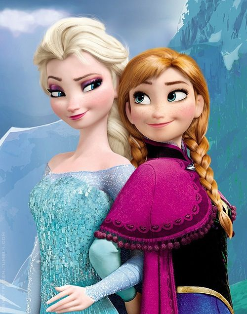 """awesome strong, awkward, funny, real, independent heroines and heroes...most realistic fairy tale...Disney's """"Frozen"""" :)"""