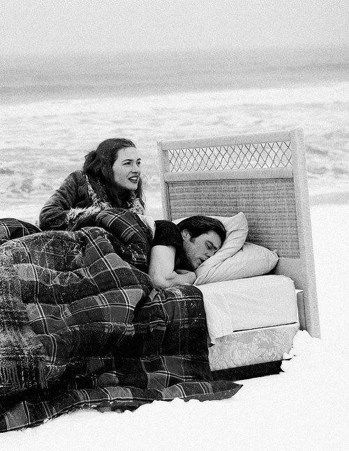"""Eternal Sunshine of the Spotless Mind"" (2004) staring Jim Carrey & Kate Winslet"