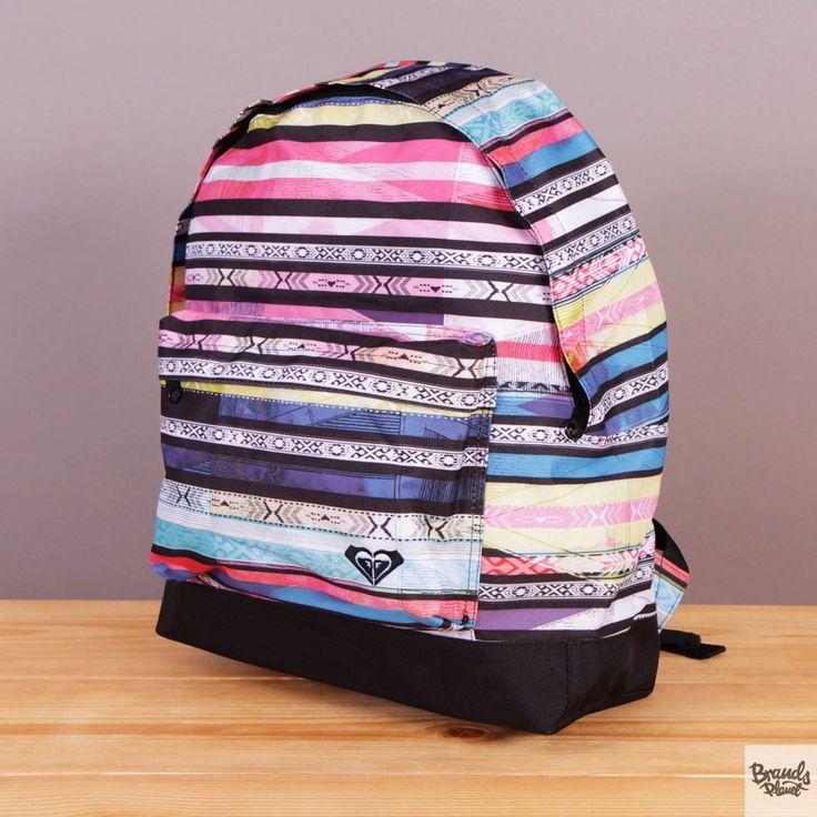 Plecak szkolny Roxy Be Young Brazilian / www.brandsplanet.pl / #roxy