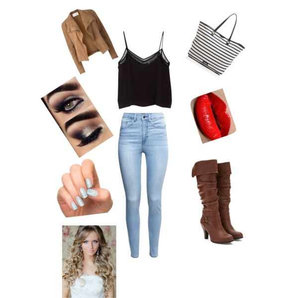 Untitled #14 by littleskate on Polyvore featuring polyvore, fashion, style, MANGO, Amanda Wakeley, H&M, Forever 21 and Rebecca Minkoff