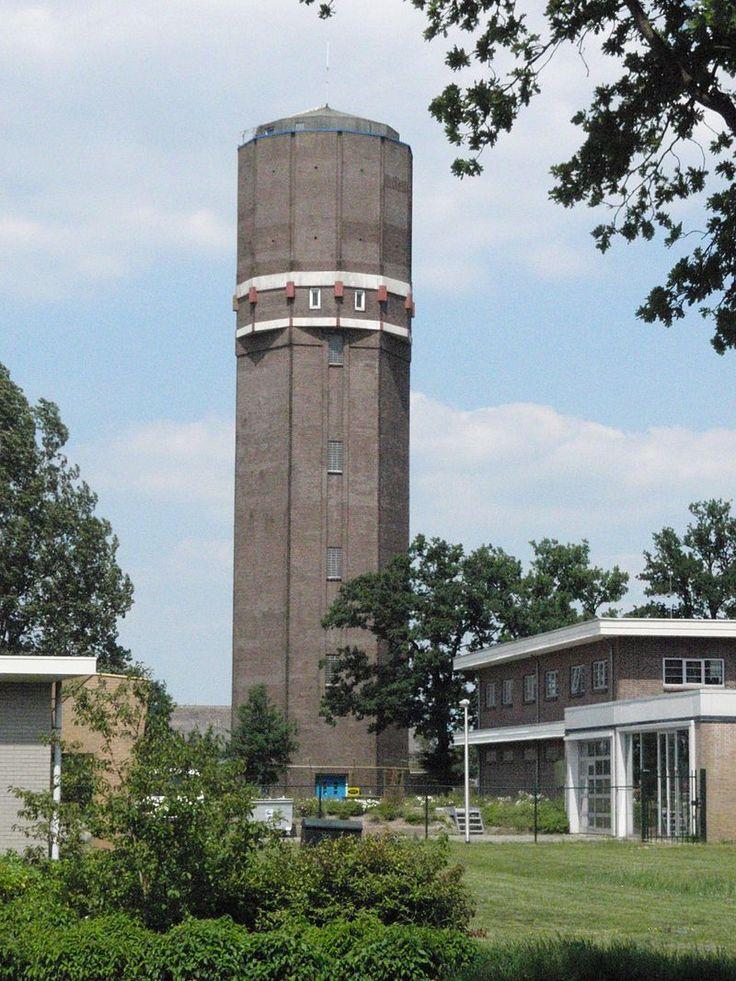 Watertoren Hoogeveen - Lijst van watertorens in Nederland - Wikipedia