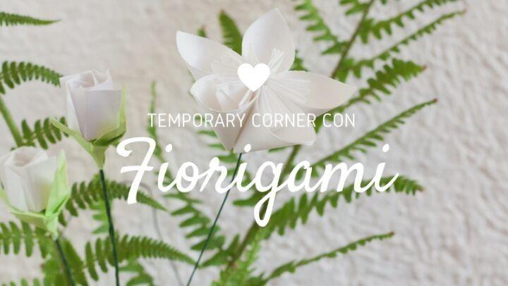 Ecco qui un piccolo assaggio della magia che @fiorigami ha portato qui da noi in montagna!  Il video completo dedicato a questo #temporary_corner fiorito, lo trovate sul nostro canale YouTube, link diretto nella bio! Vi auguriamo una splendida serata!