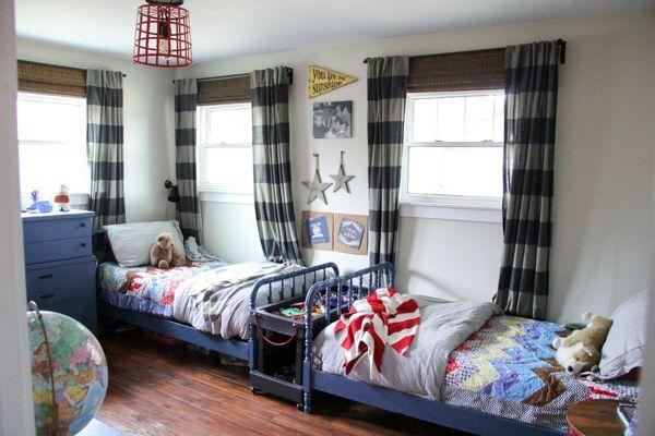 Vintage Modern Boys Room | Hometalk