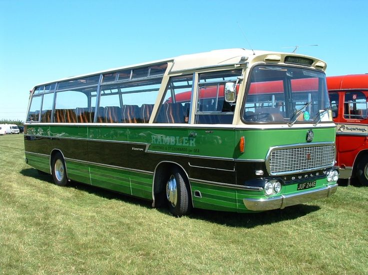 Bedford Duple Viceroy