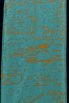 cursive writing alphabet fabric