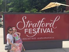 48 Hours in Stratford Ontario: Theatre Food Nature & Fun for the Whole Family