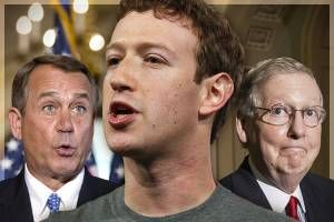 Coming soon to American politics: An unholy alliance between the GOP and Silicon Valley