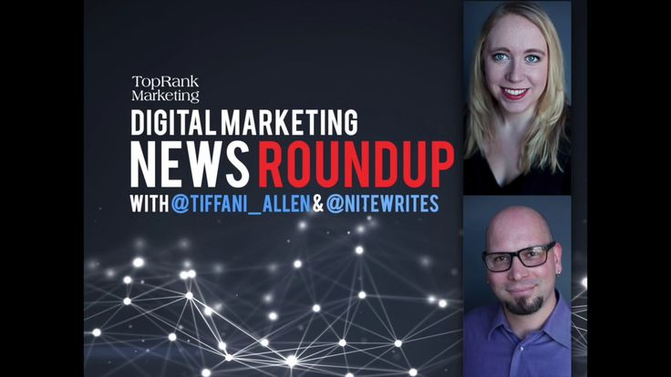 Digital Marketing News Roundup: August 4, 2017 [Video] - MondoPlayer https://www.mondoplayer.com/digital-marketing-news-roundup-august-4-2017-video/?utm_campaign=crowdfire&utm_content=crowdfire&utm_medium=social&utm_source=pinterest