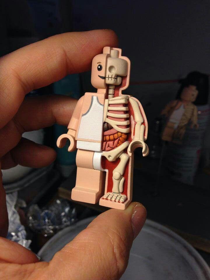 7 besten Lego mini figure project Bilder auf Pinterest | Spielzeug ...