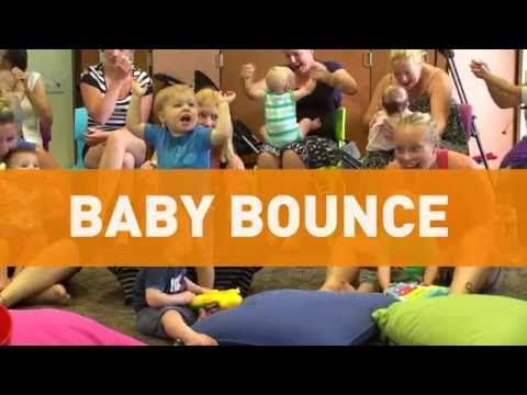 Promotional Baby Bounce
