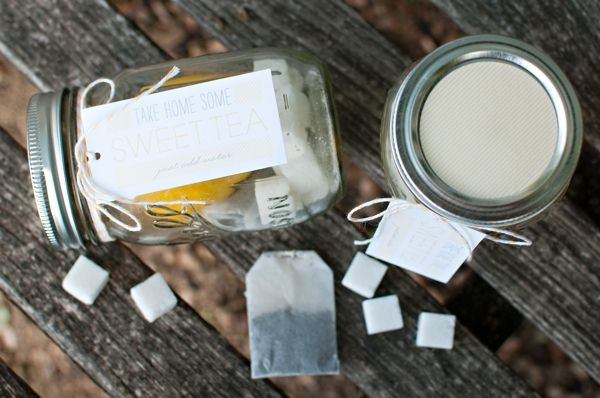 The Ultimate Southern Mason Jar Finalists: Catie Ronquillo + Palm Papers - Southern Weddings Magazine