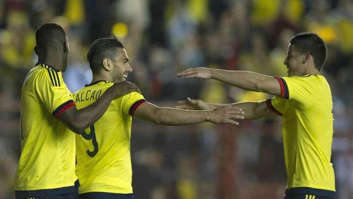 Colombia ganó y dejó buenas sensaciones