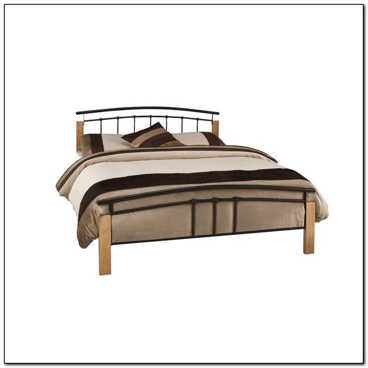 Best 25 Farmhouse Futon Frames Ideas On Pinterest: Best 25+ Ikea Metal Bed Frame Ideas On Pinterest