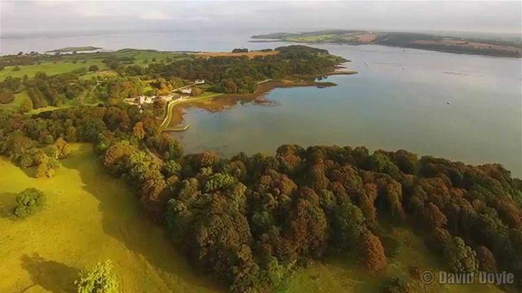Strangford Lough, Northern Ireland filmed with DJI Phantom 2 Vision+...(Beautiful Ireland)