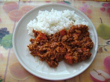 Chilli con carne Mexiko