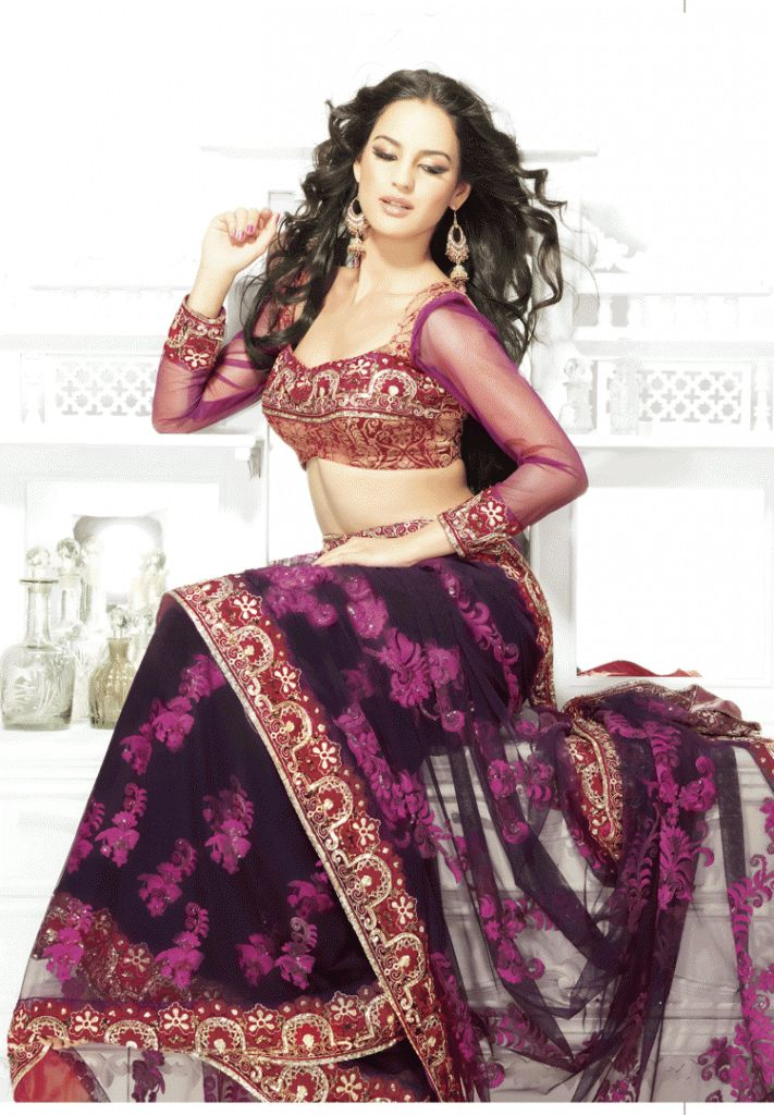 Designer saree Collection from Neeta Lulla