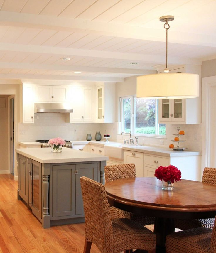 Before And After Of This Beautiful Open Concept Kitchen: Image Result For Garden And Home Contemporary Farm Style