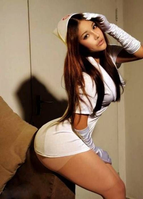 Hot Asian Nurse 25