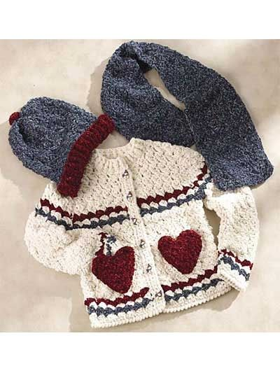 9 Best Images About Crochet Kids Sweaters Boys On