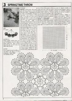 copriletto romantico (2) - magiedifilo.it punto croce uncinetto schemi gratis hobby creativi