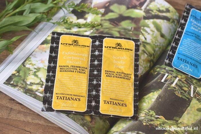Review: Utsukusy Tatiana's Exfoliante Body & Face Scrub