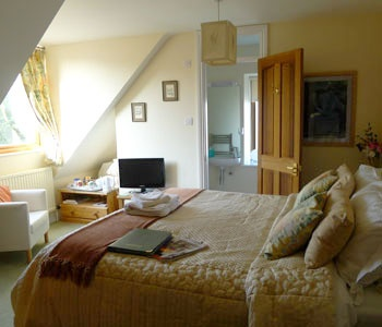 The Coach House, Bed and Breakfast - France Lynch, Stroud, Gloucestershire